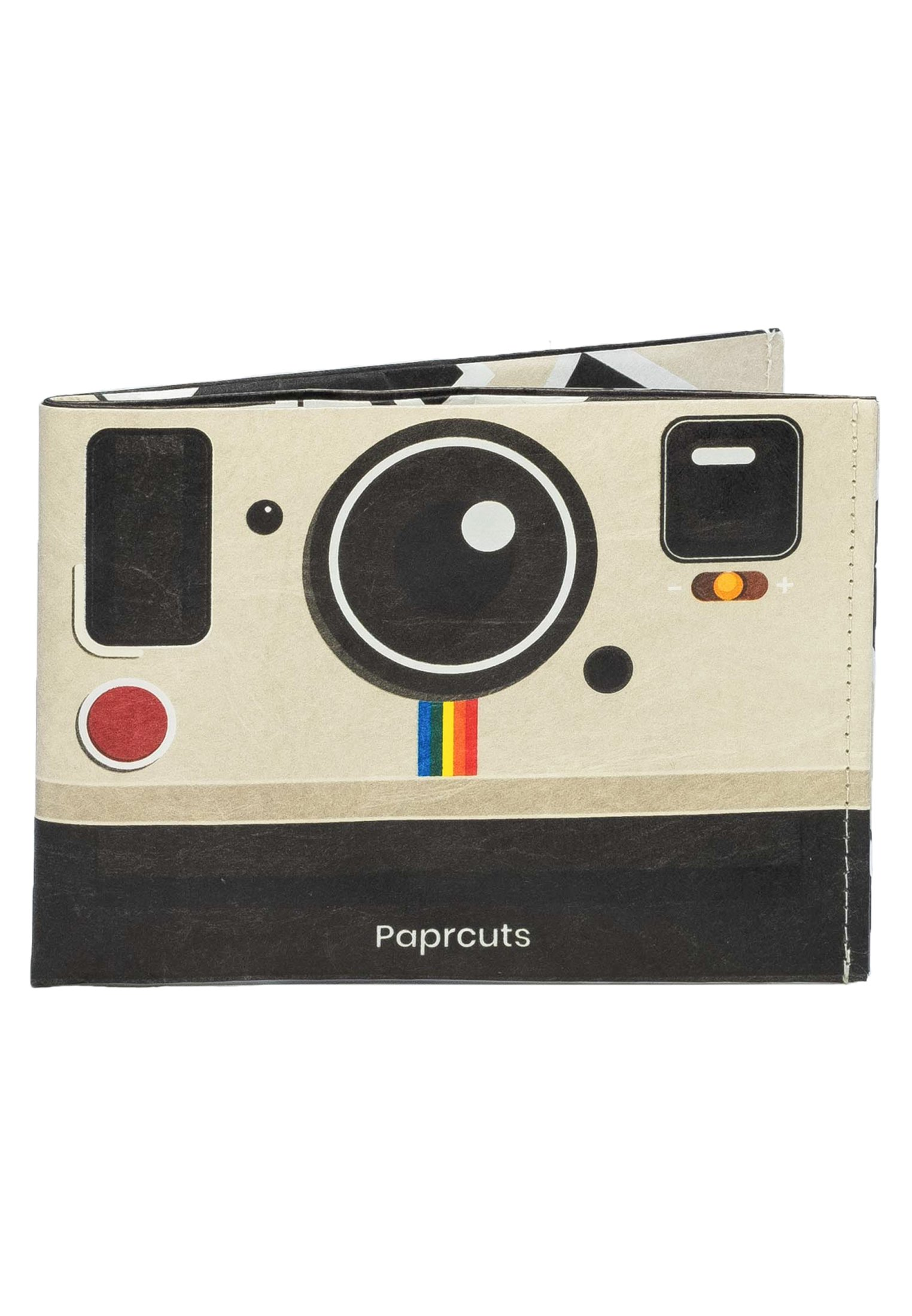 Homme RFID INSTANT CAMERA - Portefeuille