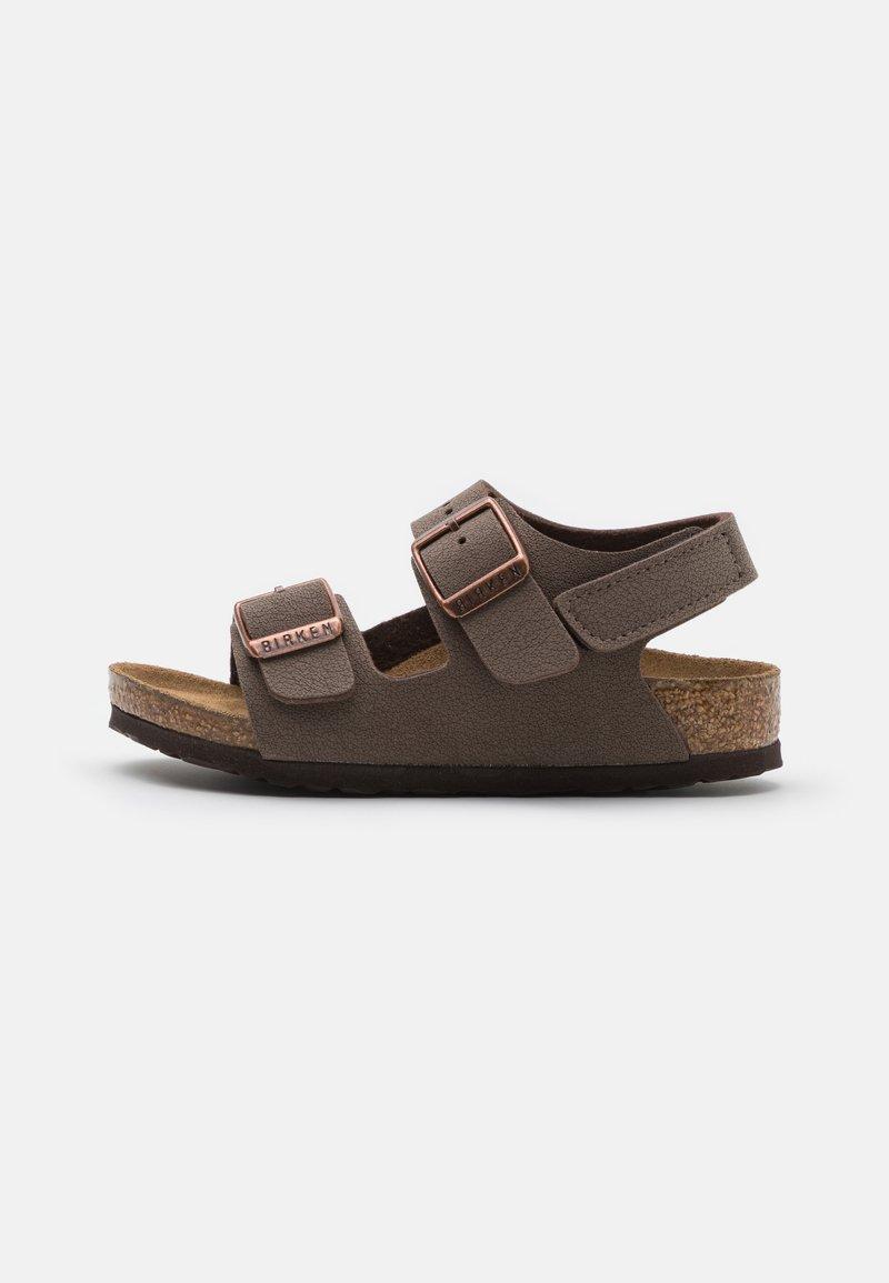 Birkenstock - MILANO UNISEX - Sandals - mocha