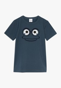 Fred's World by GREEN COTTON - ALFA  - Print T-shirt - midnight - 0