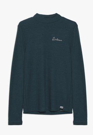 LIA - Camiseta de manga larga - deep teal