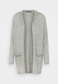 ONLY - Cardigan - medium grey melange - 5