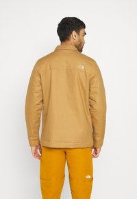 The North Face - ROSTOKER JACKET - Vinterjacka - utility brown - 2