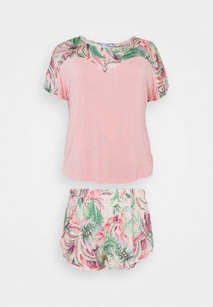 PRETTY SECRETS SHORTIE SET - Pyjamas - oriental