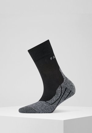RU3 - Sports socks - black-mix (3010)
