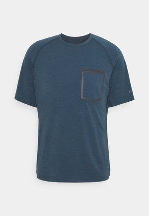 GIRO VENTURE II - T-shirt imprimé - portaro grey