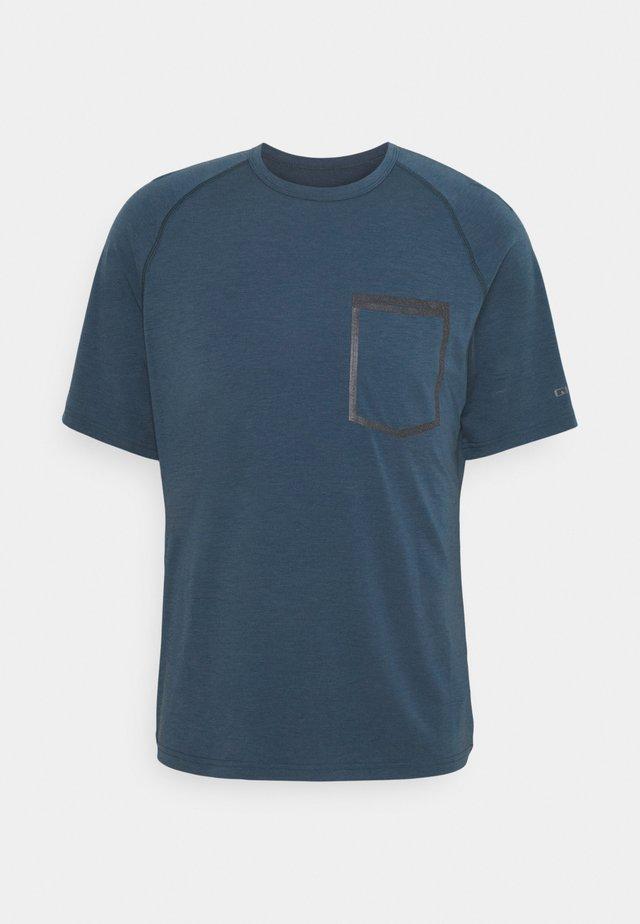 GIRO VENTURE II - Print T-shirt - portaro grey