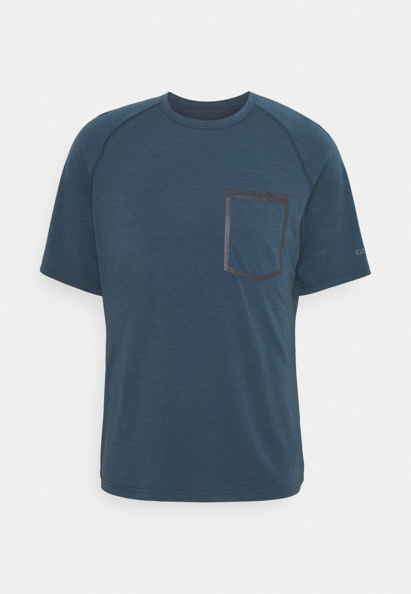 Giro - GIRO VENTURE II - T-shirt imprimé - portaro grey