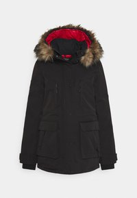Superdry - EVEREST SNOW - Ski jacket - black - 5