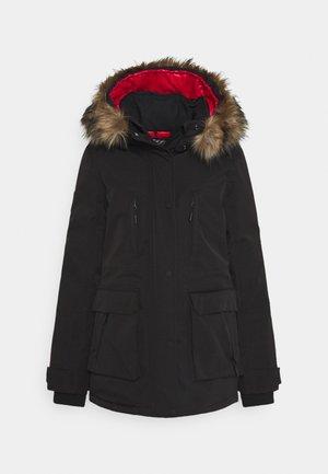 EVEREST SNOW - Ski jacket - black