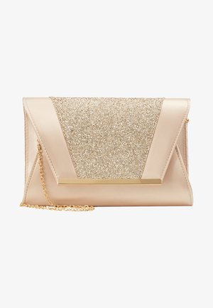 Clutches - beige
