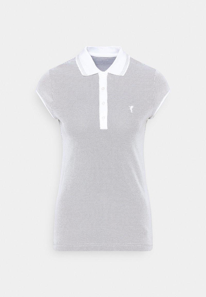 Golfino - THE CAP SLEEVE - Polo shirt - seven seas