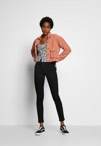 Miss Selfridge - SHACKET - Lehká bunda - pink - 1