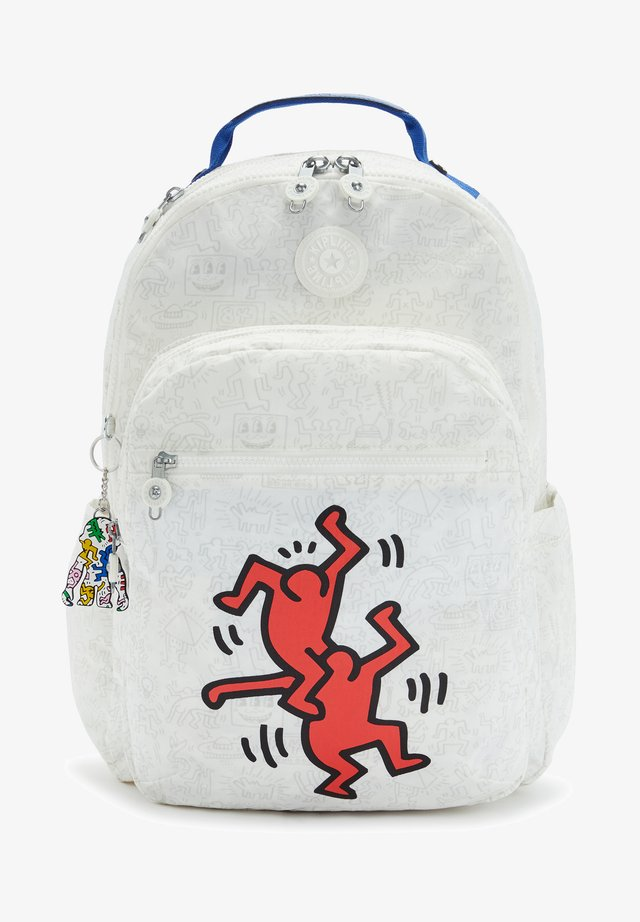 Backpack - keith haring public art