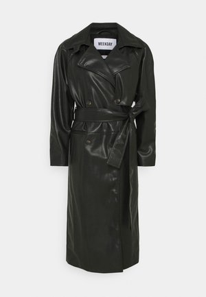ELLINOR - Trenchcoat - black