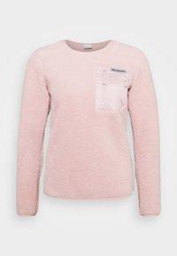 Columbia - WEST BEND™ CREW - Fleecegenser - mineral pink - 4