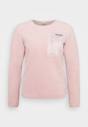 WEST BEND™ CREW - Fleecová mikina - mineral pink