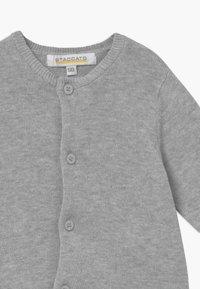 Staccato - SET - Kardigan - mottled grey - 4