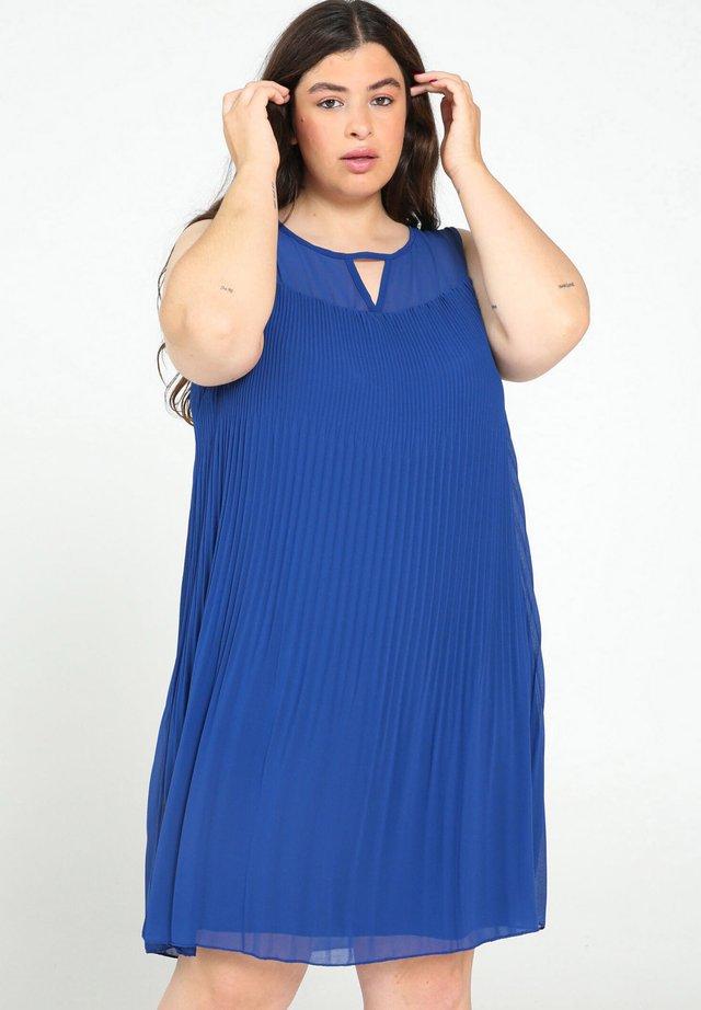 Vestito estivo - blue bic