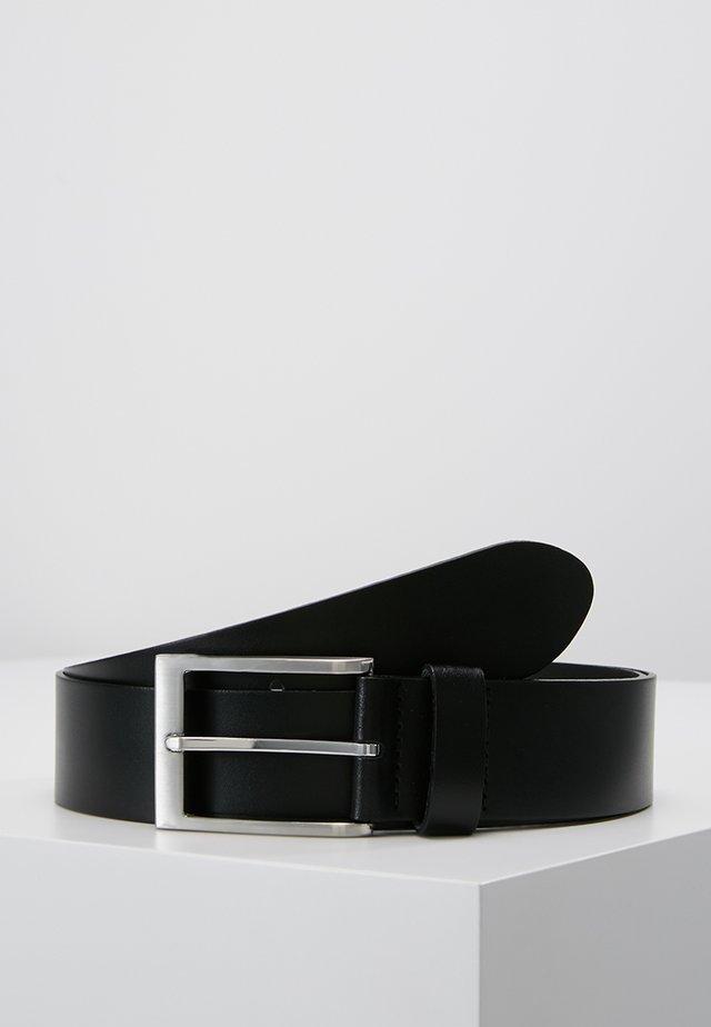 STEVE BELT - Belt - black