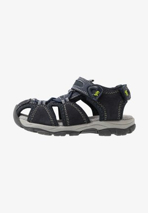 BORIS - Walking sandals - navy