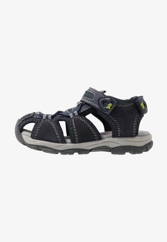 BORIS - Sandales de randonnée - navy
