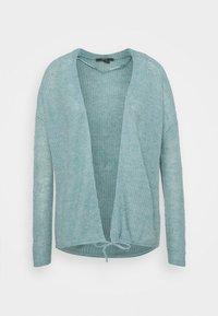 Esprit Collection - TIE CARDI - Kardigan - dark turquoise - 0