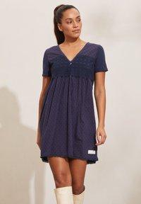 Odd Molly - FINEST - Day dress - dark blue - 0