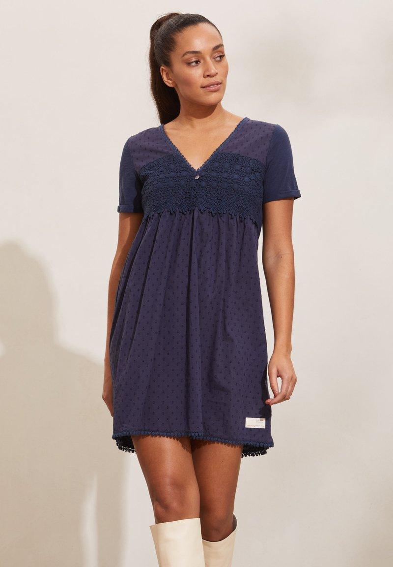Odd Molly - FINEST - Day dress - dark blue