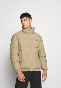 Jack & Jones - JORSPECTOR PUFFER JACKET - Winterjas - chinchilla - 0