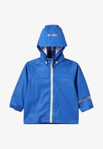 SPOT - Waterproof jacket - strong blue