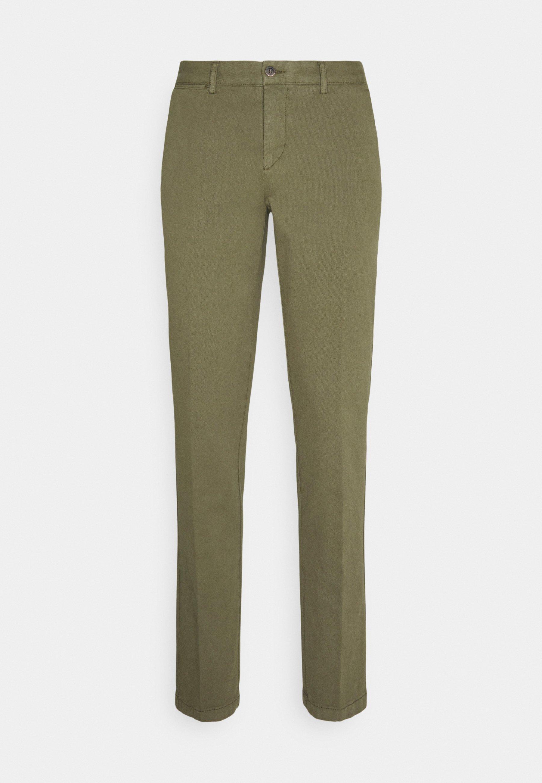 Hackett London Dye Texture - Chino Green