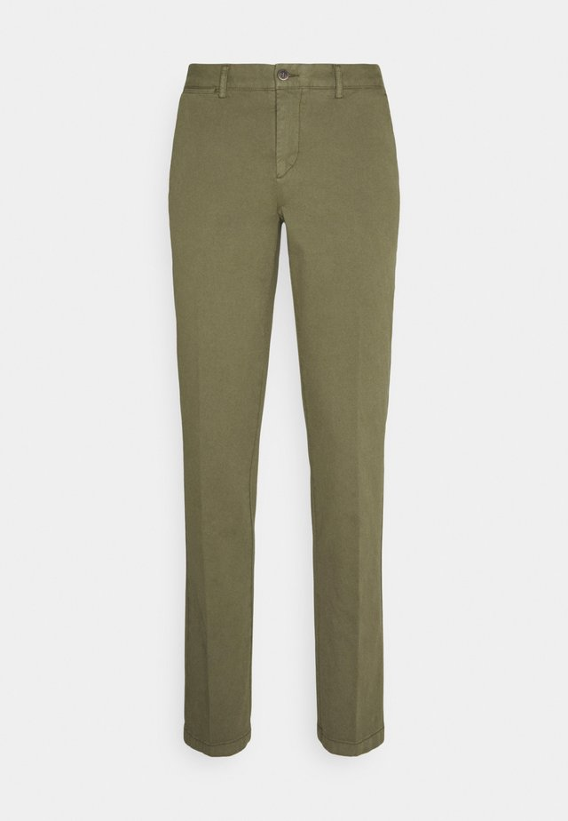 DYE TEXTURE  - Chinos - green