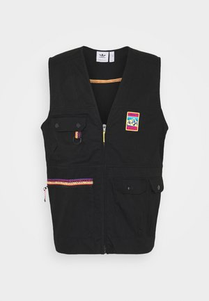 GILET SPORTS INSPIRED REGULAR VEST - Kamizelka - black
