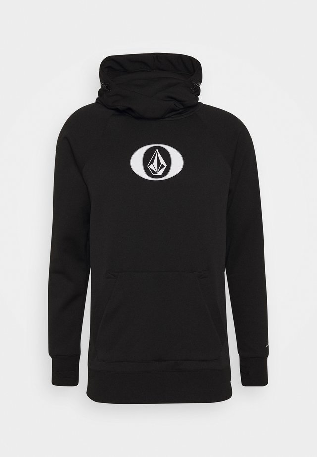 HYDRO RIDING HOODIE - Sweat à capuche - black