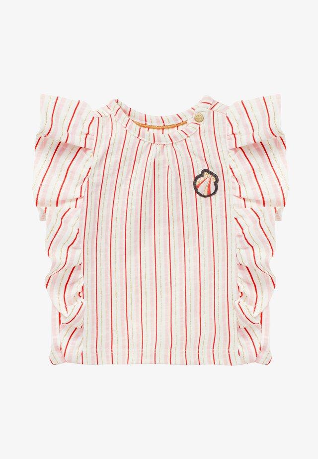 MANDAN - T-shirt print - snow white