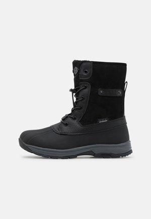 TUTTU MS - Snowboots  - black