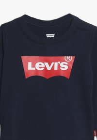 Levi's® - BATWING UNISEX - Top s dlouhým rukávem - dress blues - 3