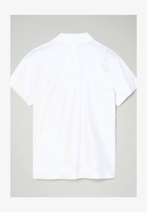 S-OODI - Print T-shirt - bright white 002