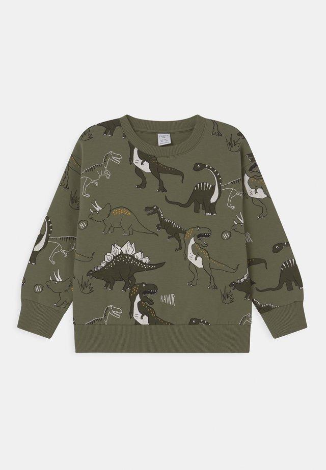 MINI DINOS - Sweater - khaki