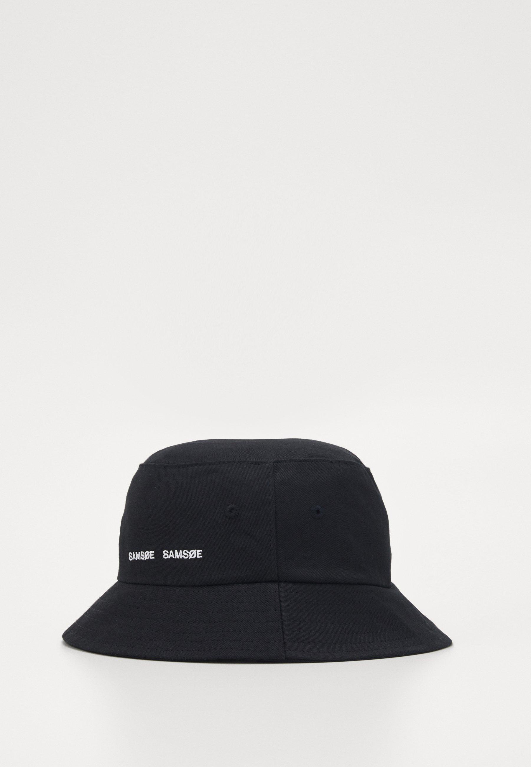 Samsøe Samsøe ANTON BUCKET HAT - Hut - black/schwarz - Herrenaccessoires ugzQF