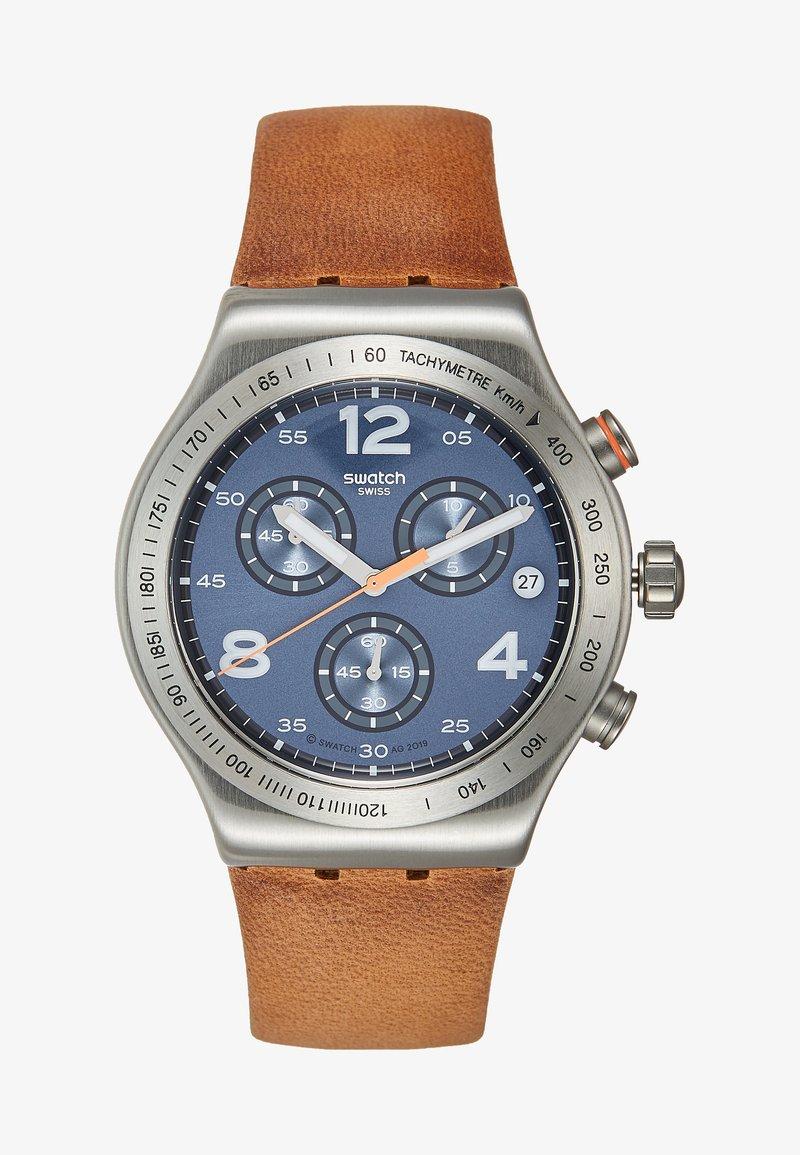 Swatch - WRIST - Cronografo - cognac