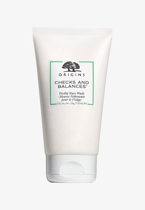 CHECKS AND BALANCES FROTHY FACE WASH - Cleanser - -