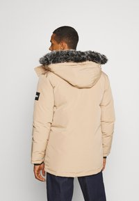 PARELLEX - GALACTIC TECH JACKET - Winterjas - sand - 2