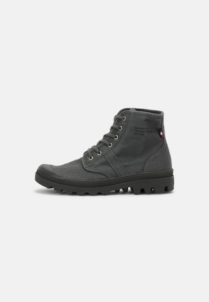 PALLABROUSSE LEGION UNISEX - Lace-up ankle boots - dark shadow