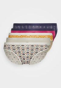 BRIEF POCKET 5 PACK - Briefs - multi-coloured