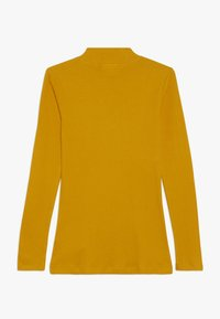 D-XEL - ISMA LONGSLEEVE - Long sleeved top - yellow - 1