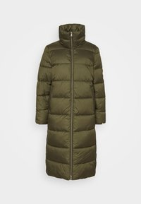 Marc O'Polo DENIM - LONG PUFFER COAT - Zimní bunda - utility olive - 5