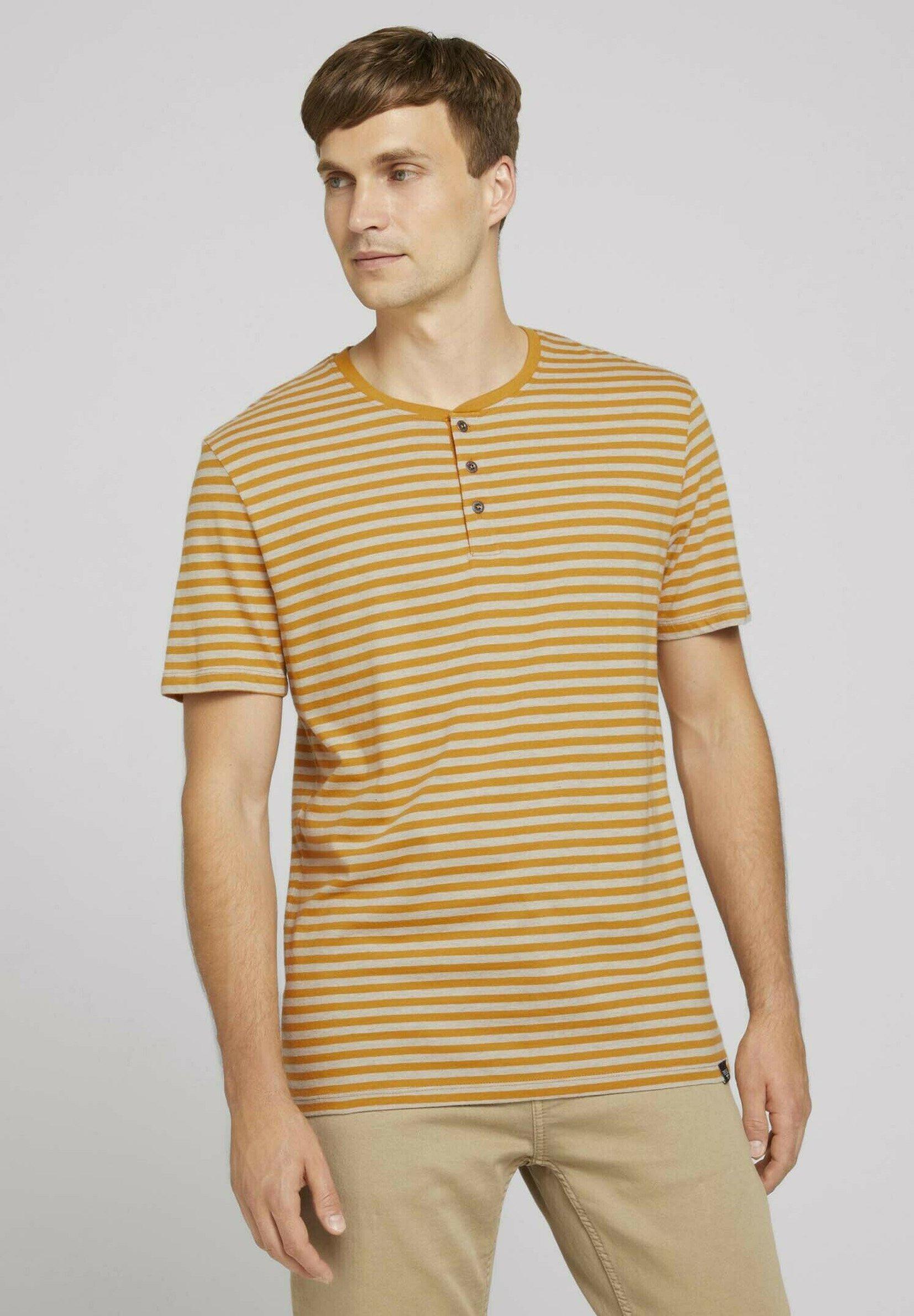 Herren MIT BIO-BAUMWOLLE - T-Shirt print