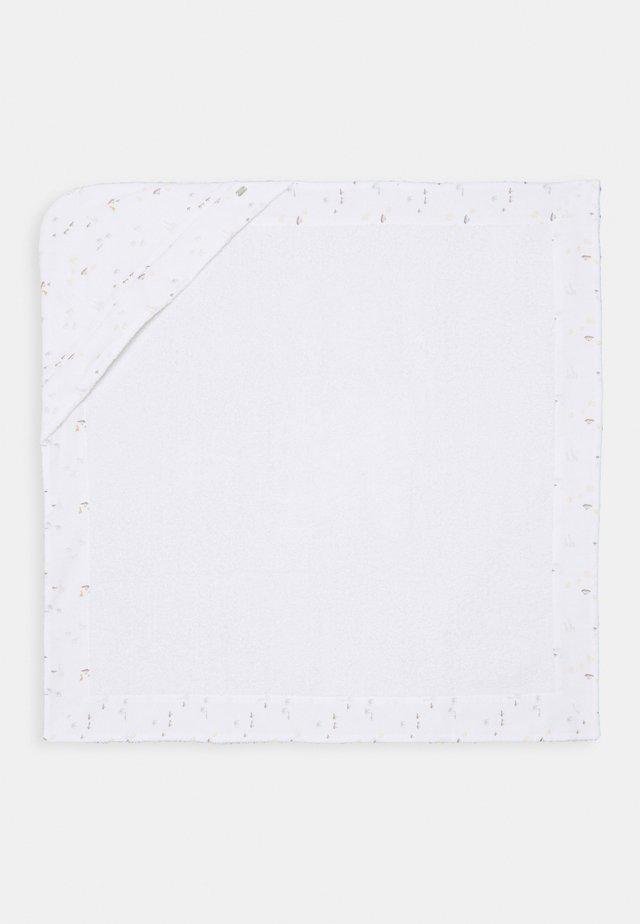 CAPEDEBAIN UNISEX - Bath towel - blanc
