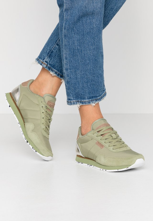 Nora II  - Sneakers - dusty olive